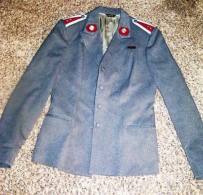 """Salvation Army -  DIVISIONAL GURD DIRECTOR'S """"CAPTAIN'S"""" WOMEN'S TUNIC"""