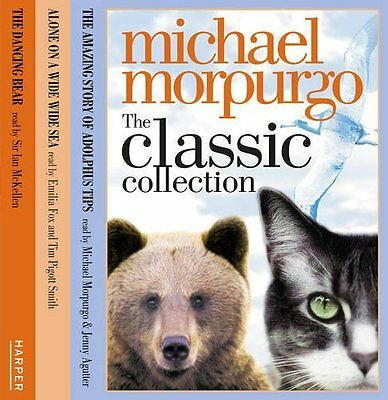 Classic Collection by Michael Morpurgo CD-Audio Book New