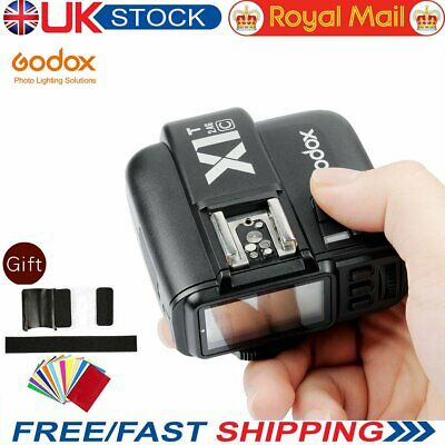 UK Godox X1T-C 2.4G E-TTL II Wireless Flash Transmitter for Canon EOS Cameras