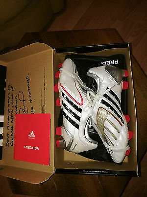 NEW ADIDAS PREDATOR POWERSWERE, NIKE MERCURIAL SOCCER CLEATS FG Uk SIZE 6.5