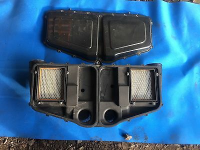 Audi Rs6 4.2 V8 Twin Turbo Air Filter Box Housing Carbon Fibre Complete