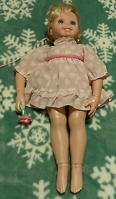 tyco dancerina-Vintage doll- 16 inches tall-1989