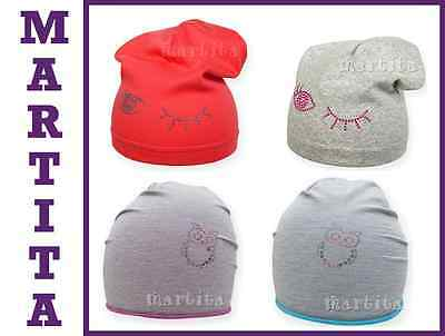 New Baby Girl Kids Toddler Spring Autumn  Beautiful Cotton Soft Hat Cap Age 2-3