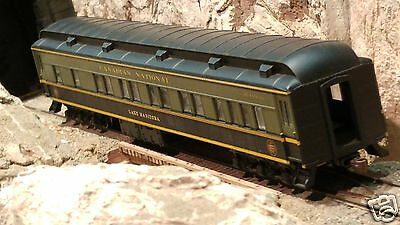 Athearn RTR HO Scale Canadian National (CN) Heavyweight PULLMAN Passenger Car #1
