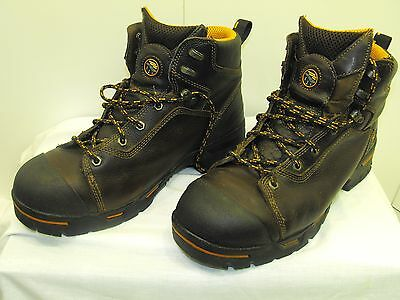Timberland Men's Steel Toe Pro Endurance Work Boots Size 13M Astm F2413-11