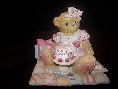 Cherished Teddies Twenty One-derful Years 2000 - 21st Birthday