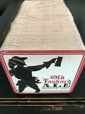 New  125-pack of Pabst Old Tankard Ale Beer Coasters