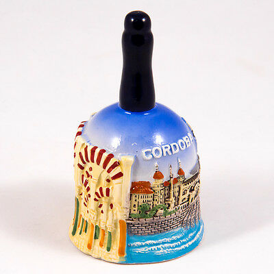 Decorative Bell: Spain. Main Attractions of Cordova