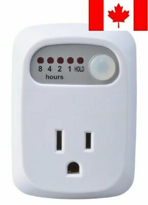 Woods 50030 Indoor Countdown Timer, 1-Outlet Grounded