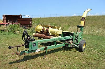 John Deere 3940 Crop Chopper with Hay Head with Controller