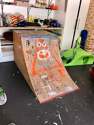 Scooter / Skateboard Ramp