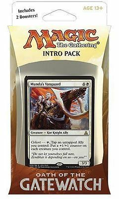 Desperate Stand - Oath of the Gatewatch Intro Pack - Magic the Gathering MTG