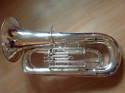 BBb 3valve Salvation Army TUBA
