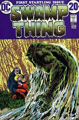 Swamp Thing Collection 196 Issues plus 7 annuals on DVD
