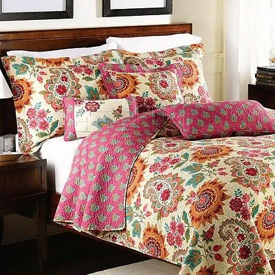 Special 100% Cotton Coverlet / Bedspread Quilt Set Queen King Size Bed 230x250cm