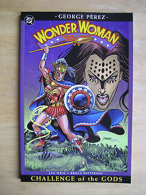 Wonder Woman by George Perez vol.2 Challenge of the Gods