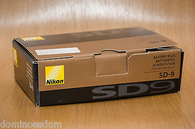 Nikon SD-9 Battery Pack FSW02401