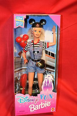 Barbie Disney Fun 4th Edition Barbie Doll