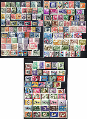 Paraguay 1884 - 1963 ***** 166 Stamps