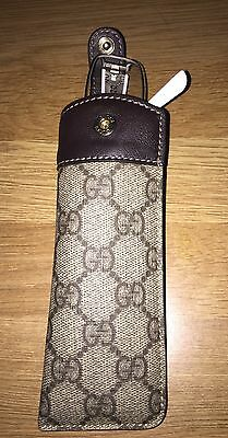 Genuine Gucci Glasses Case / Holder
