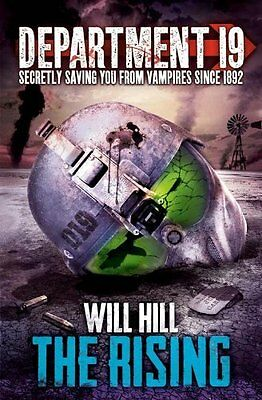 Rising by Will Hill Paperback Book New