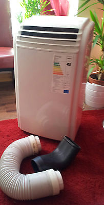 Homebase 253797 9000BTU Air Conditioning Unit