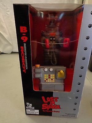 LOST in SPACE Remote Control B-9 ROBOT (1997) NEW in Box DANGER WILL ROBINSON