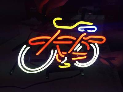 "Fat Tire Beer Bar Bicycle Bike Mlb Trek Ridley Poster Beer Neon Light Sign 13""x6"