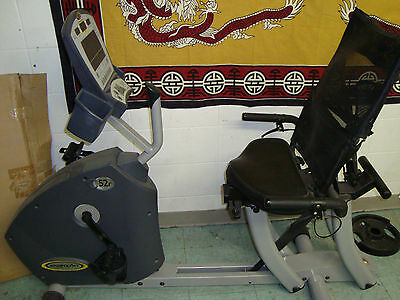 SPORTS ART 52r Recumbent cycle Exercise Bike TOP OF THE LINE by SPORTS ART