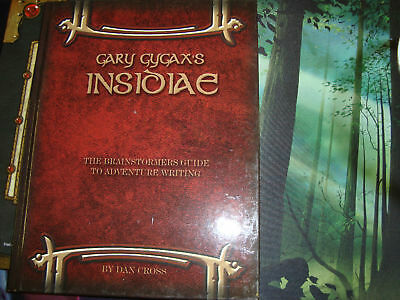Gary Gygax Insidiae New Unused Dungeons and Dragons 3.0