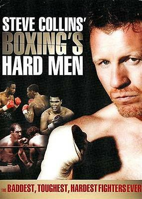 BOXING'S HARD MEN - DVD - The baddest, toughest, hardest fighters ever collectio