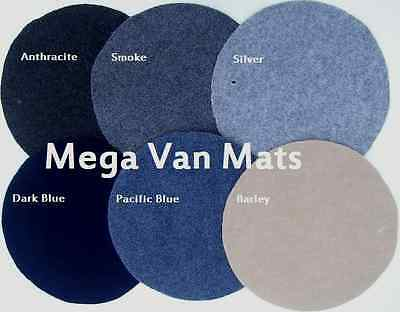 5m Mega Van Mats 4 Way Stretch Camper Lining Carpet + 5 High Temperature Glue