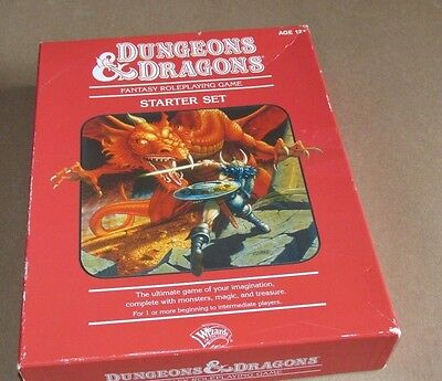 Dungeons & Dragons Fantasy Roleplaying Game: An Essential D&D Starter USED