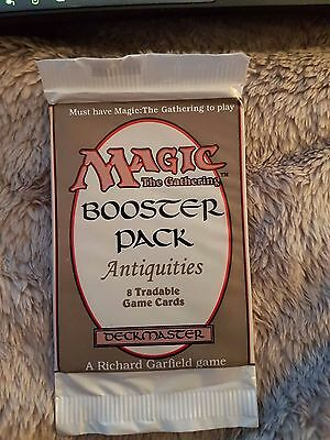 MTG Antiquities Booster Pack, NEW, Factory Sealed, English, RARE