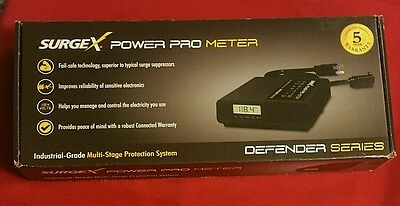 SurgeX  Power Pro Defender Series Protection