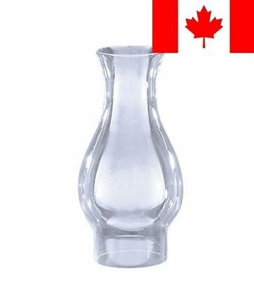Glo Brite L85-5 Flare Chimney/Globe Glass Oil Lamp