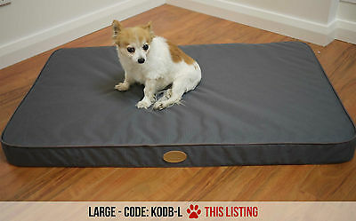 Four Seasons Memory Foam Orthopedic Dog Bed for Cabin Style Kennels - Large