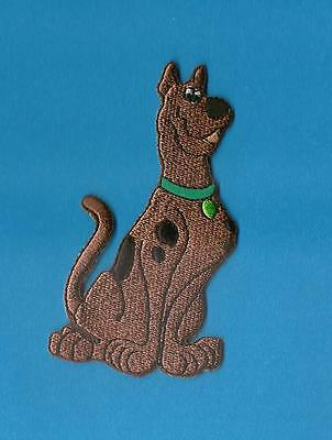 Scooby Doo Iron On Embroidered Hat Jacket Hoodie Patch Crest A