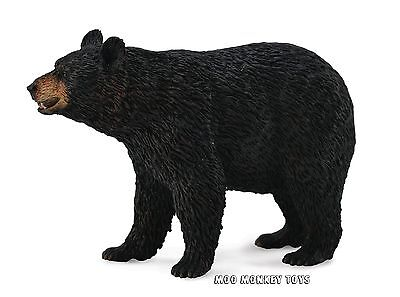 AMERICAN BLACK BEAR CollectA # 88698   Wild Animal Replica Collectible Toy NWT
