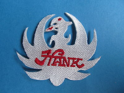 Hank Williams Jr Country Western Music Hat Jacket Vest Patch White