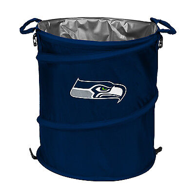 Logo Chair Seattle Seahawks Collapsible 3-in-1 Cooler