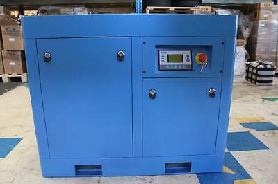 Rotary Screw Compressor 11Kw 2950Rpm 415V 60Cfm Direct Driven 2 Year Warran