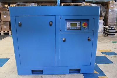 Rotary Screw Compressor 15Kw 2950Rpm 415V 78Cfm Direct Driven 2 Year Warranty