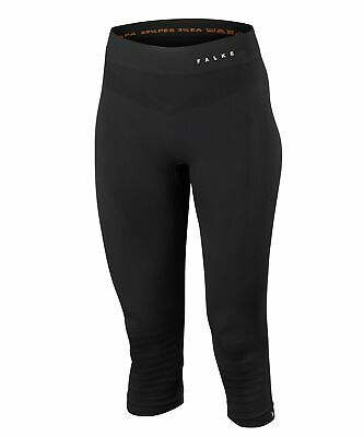 Falke MW 3/4 Tights w Damen Funktionsunterwäsche Thermounterwäsche Tight Hose Ca