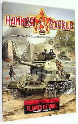 Flames Of War HAMMER AND SICKLE Minsk Operation Bagration 2009 Battlefront FW209