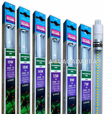 Arcadia T5 Led Freshwater Pro Lamp Bulb Tubes Lighting Juwel Sizes Aquarium Tank