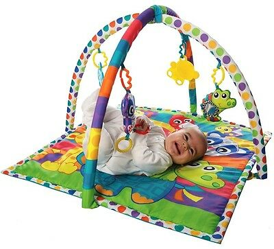 Baby Play Gym Mat Animal Friends Colourful newborn babies gift
