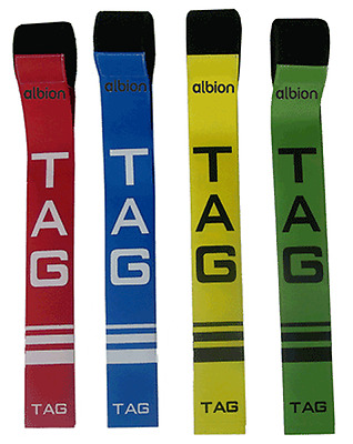 RUGBY TAG BELT x10 BELTS RUGBY LEAGUE UNION JUNIOR ADULT RED BLUE YELLOW GREEN T