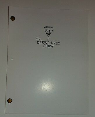 TV Script for The Drew Carey Show Pilot Episode 1995 - Second Draft