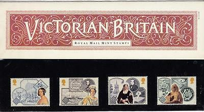 Gb Victorian Britain Presentation Pack Or Set Your Choice Po Fresh